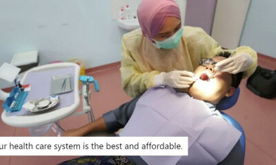 M'sian Man Only Paid RM3 To Do Fillings at Gov Dentists, Grateful For Our Healthcare System - WORLD OF BUZZ 1