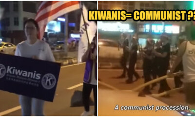 M'sian Mistaken KIWANIS For Communist At Chingay Procession, Police Searching For Spreading False Information - WORLD OF BUZZ 1