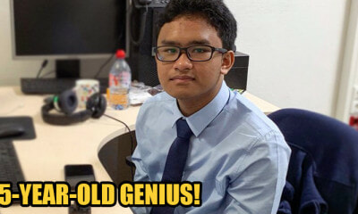 M'sian Student Does PhD-Level Research at a German Uni, And He's Only 15 Years Old! - WORLD OF BUZZ 2