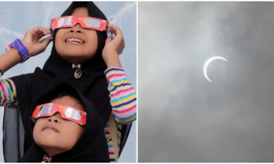M'sian Visually Impaired Children Experienced The Solar Eclipse Yesterday Thanks To A Local Invention - WORLD OF BUZZ