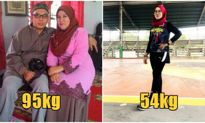 M'sian Woman Shares How She Lost 40KG In 8 Months By Having 6 Meals A Day! - WORLD OF BUZZ 5