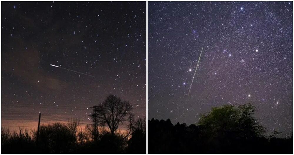 M'sians Will Be Able To Experience Quadrantids Meteor Shower On 4Th-5Th January! - World Of Buzz 5