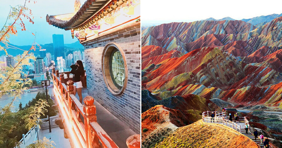 Never Thought of Visiting China? Here are 5 Places in Lanzhou that WILL Change Your Mind - WORLD OF BUZZ 12