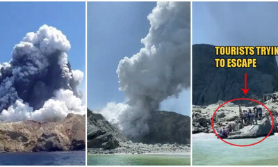 Over 5 Victims Killed In New Zealand Volcano Eruption, Including 1 M'sian - WORLD OF BUZZ