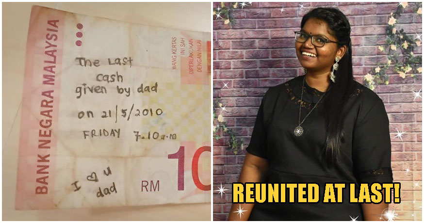 Owner of Heartbreaking RM10 Note FINALLY Found & Here's The Story Behind It - WORLD OF BUZZ