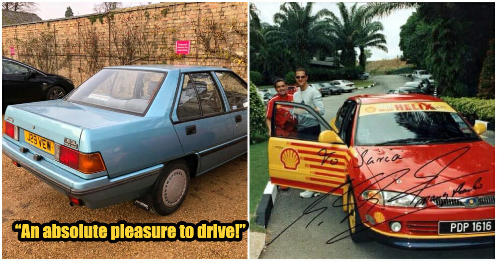 Proton Cars Get Spotlight As People From UK Sing Praises About Their Reliability - WORLD OF BUZZ
