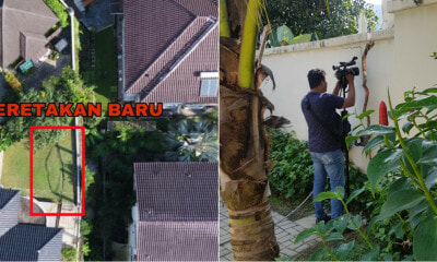 Residents In Ampang Jaya Asked To Evacuate Due To Cracks In The Ground And Walls - WORLD OF BUZZ 4