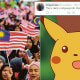 """She Just Squared A Word!"" American Netizens Shocked & Confused Over The Malay Language - WORLD OF BUZZ"
