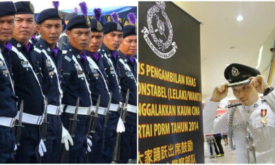 Starting 2020, PDRM Recruits Must Pass 'Religious' & Moral Tests Regardless Of Their Religion - WORLD OF BUZZ 3