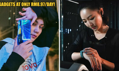 [TEST] 4 Must-Have Gadgets to Hep Reach Your 2020 Fitness Goals & M'sians Can Get ALL From Just RM8.97/day! - WORLD OF BUZZ 2