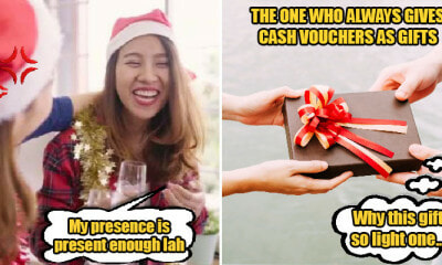 [TEST] 8 Common Types of Malaysians You'll Receive a Gift From This Christmas - WORLD OF BUZZ