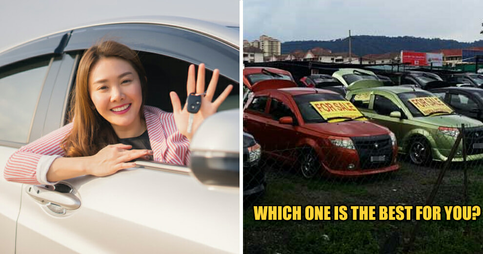[TEST] Buying a New Car vs Used Car: Which Should Malaysian Millennials Prioritize And Why? - WORLD OF BUZZ 1