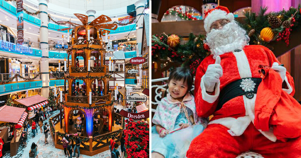 [TEST] Forget Flying to Germany, Sunway Pyrmaid Will Bring European Christmas Markets Right Here to Malaysia! - WORLD OF BUZZ 1
