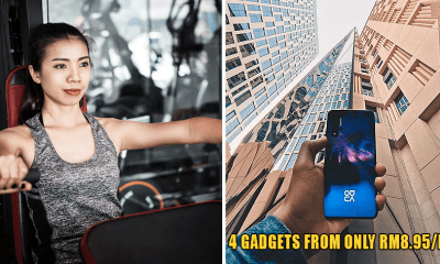 [TEST] From Only RM8.97/Day, Kickstart Your Fitness Journey This New Year With These Cool Gadgets - WORLD OF BUZZ