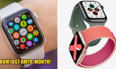 [TEST] Here's How M'sians Can Get the Apple Watch Series 5 With 6 Months NUMBERshare From Just RM79/month! - WORLD OF BUZZ 2