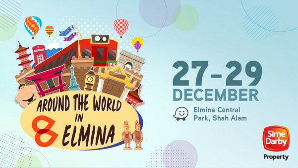 [TEST] Relive Your Holiday Memories at This City of Elmina Event Bringing Chatuchak Market, Shinjuku St. & More All to 1 Place! - WORLD OF BUZZ