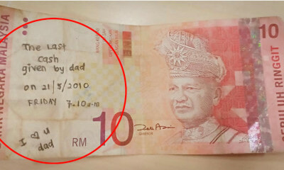 """The Last Cash Given By Dad"", Lady Looking For Owner Of Cash With Heart Breaking Reminder - WORLD OF BUZZ 3"