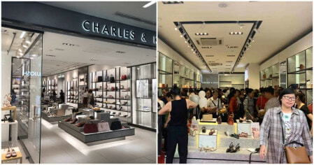 There Is A Charles & Keith Knockoff in China & It's Called Cherlss & Keich - WORLD OF BUZZ 1