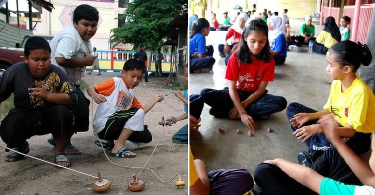These 15 Nostalgic Games Malaysians Used to Play As a Kid Will Give You All The Feels - WORLD OF BUZZ