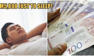 This Internship Will Pay You RM5,800 Just To Sleep 9 Hours A Day! - WORLD OF BUZZ