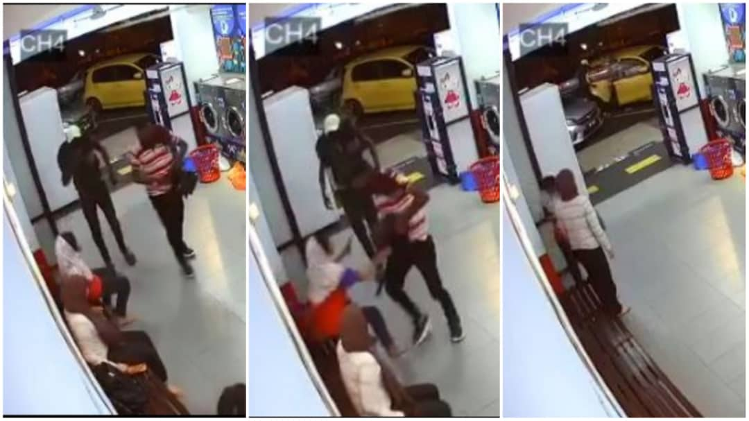 Two Women Became Victims Of A Robbery At 24-Hour Laundromat In PJ - WORLD OF BUZZ 2