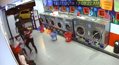 Two Women Became Victims Of A Robbery At 24-Hour Laundromat In PJ - WORLD OF BUZZ