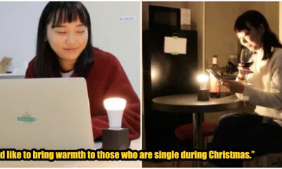Woman Invents Bulb That Blinks When Couples Break-Up On Social Media For All The Lonely People - WORLD OF BUZZ