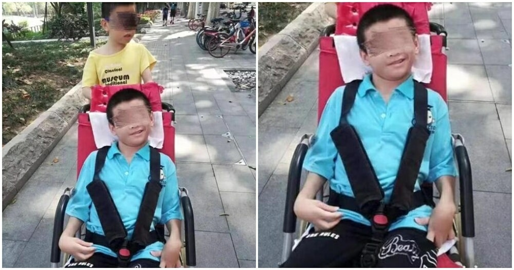17yo Boy With Cerebral Palsy Dies After Being Isolated From His Family Suspected Of Having Wuhan Virus - WORLD OF BUZZ 3