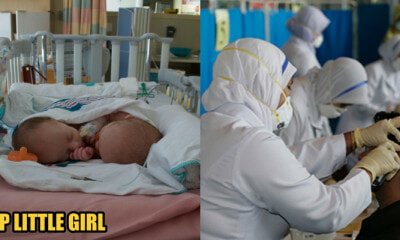 1yo Girl From Pahang Died After Testing Positive for H1N1, Her Twin Brother Recovered - WORLD OF BUZZ 1