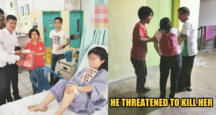 20Yo Penang Teacher Robbed And Stabbed 9 Times In The Back By Her Ex-Neighbour - World Of Buzz 5
