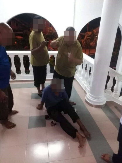 51-Year-Old Pakcik Gets Nabbed For Fishing Mosque Funds Out Of The Mosque's Coffers - WORLD OF BUZZ 1