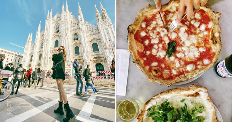 6 Delicious Places In Milan Every Malaysian Foodie Must Visit That Only The Locals Know About - World Of Buzz 5