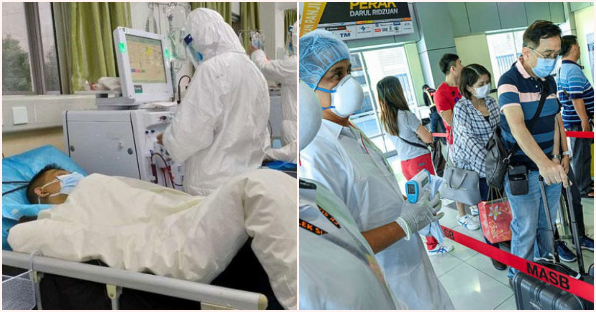 New Coronavirus Case In Malaysia Brings Total Cases To 8 - WORLD OF BUZZ