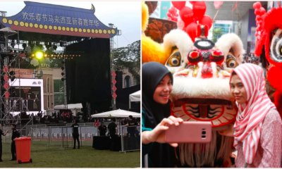 M'sian Uncle Calls Dataran Merdeka CNY Celebration a 'Loss Of National Identity', Gets Schooled By Netizens - WORLD OF BUZZ