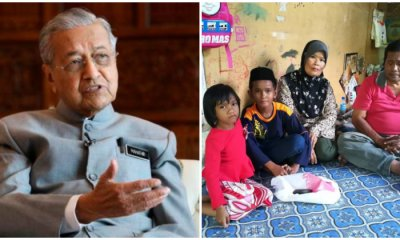 """We Need The Wealthy To Pay High Taxes,"" Tun M Tells THe Poor To Not Be Jealous Of Rich - WORLD OF BUZZ"