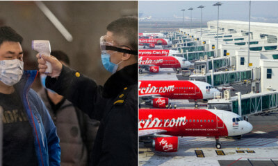 AirAsia Allows Passengers To Change Flight Dates To Other Cities In China Without Additional Cost - WORLD OF BUZZ 3