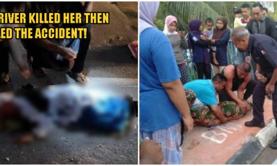 Bentong Driver Kills 13yo Girl While Running A Red Light, Immediately Flees The Scene After - WORLD OF BUZZ 4
