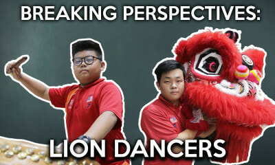 Breaking Perspectives in Malaysia: Lion Dancers - WORLD OF BUZZ