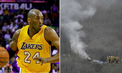 NBA Legend, Kobe Bryant & 13yo Daughter Dies in Horrific Helicopter Crash - WORLD OF BUZZ