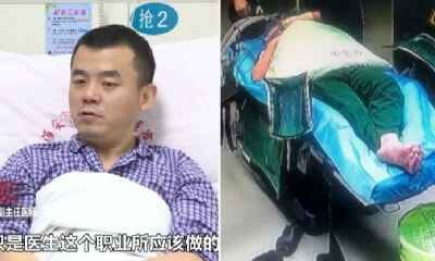 Dedicated Doctor Ignores Own Severe Pain To Save Patient's Life, Ends Up Needing Surgery After - World Of Buzz 2