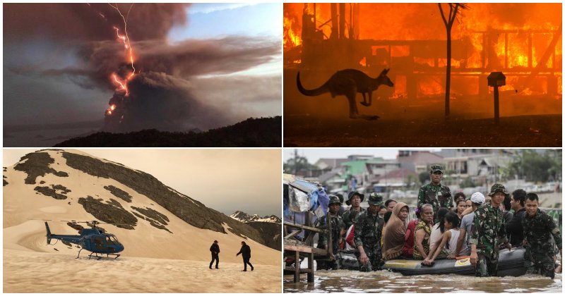 Doomsday Is Looming, Netizen Outlines Seven Natural Disasters That May Just Spell The End Of The World - WORLD OF BUZZ 11