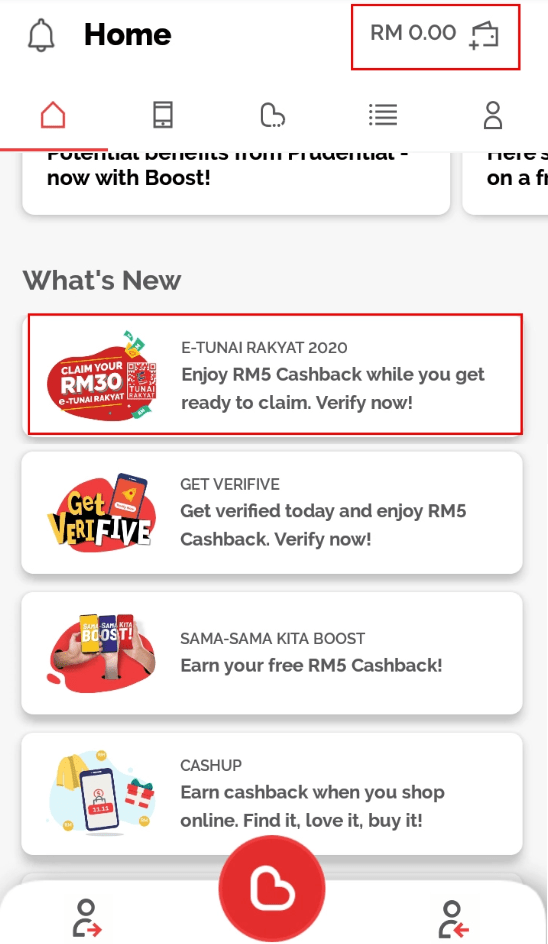 Here's How To Get The RM30 e-Tunai Rakyat In Your e-Wallet Starting 15 Jan - WORLD OF BUZZ 15
