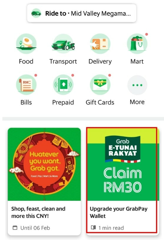 Here's How To Get The RM30 e-Tunai Rakyat In Your e-Wallet Starting 15 Jan - WORLD OF BUZZ 1