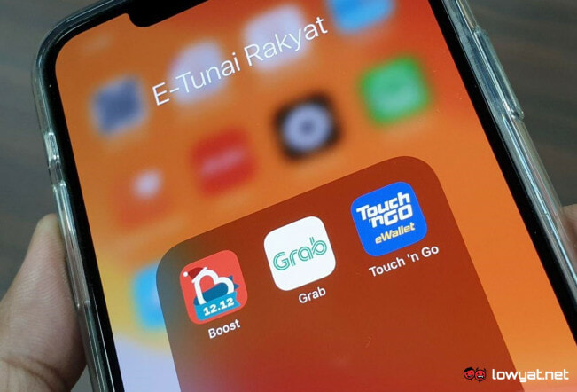 Here's How To Get The RM30 e-Tunai Rakyat In Your e-Wallet Starting 15 Jan - WORLD OF BUZZ