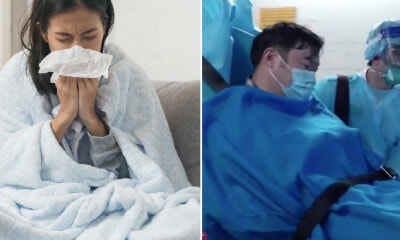 Here's How You Can Differentiate Between The Wuhan Virus, Influenza & Common Cold - WORLD OF BUZZ 8