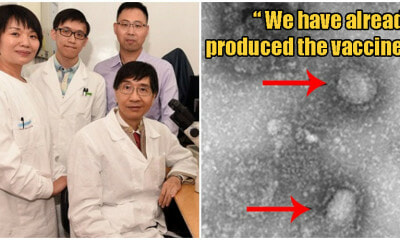 Hong Kong Researchers Have Finally Found A Vaccine For Deadly Wuhan Coronavirus! - World Of Buzz