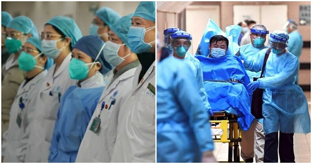 Hospital Staff Forced To Wear Diapers, Too Busy Treating Wuhan Patients To Use The Toilet - WORLD OF BUZZ 4