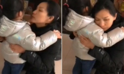 """I'm Going To Fight Monsters!"" Nurse Consoles Sad 4yo Daughter Before Leaving for Wuhan - WORLD OF BUZZ 2"