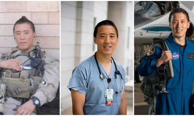 Incredible 35Yo Man Is A Navy Seal, Harvard Medical Doctor & An Astronaut In Training - World Of Buzz