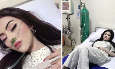 Influencer Girl in Hospital Wears Heavy Makeup After BF Says He'll Come Visit - WORLD OF BUZZ 2